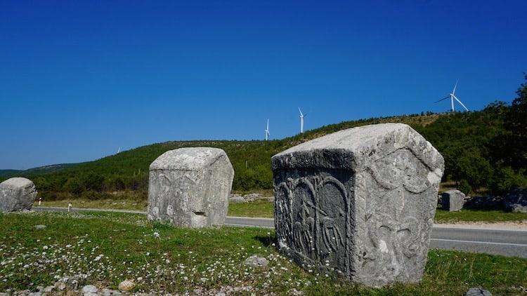 MedievalStećci at Mala Crljivica