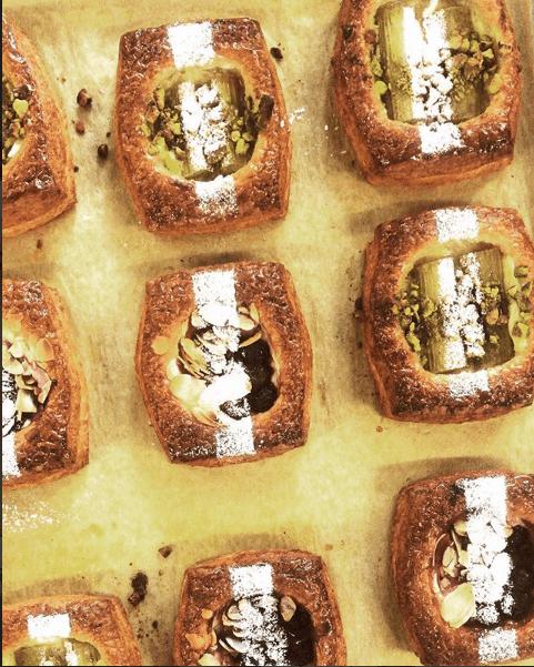 Pollen Bakery Manchester
