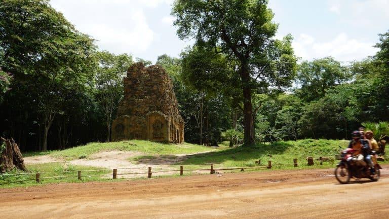 Sambor Prei Kuk Tour