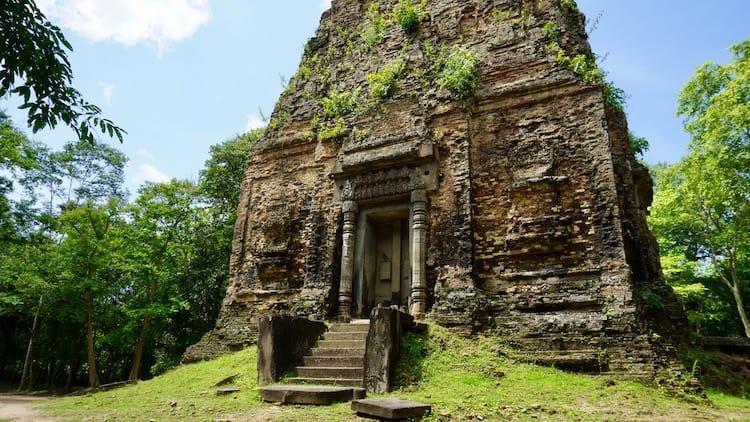 Sambor Prei Kuk, Kampong Thom