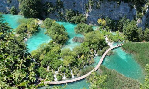 Where to go in Croatia - Plitvice National Park