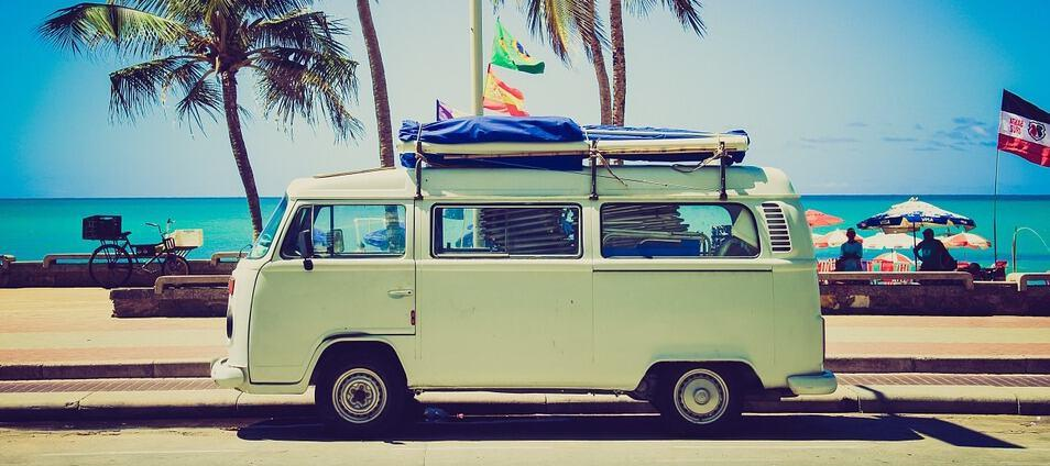 Aussie Road-Trip | Month Long Campervanning Sabbatical