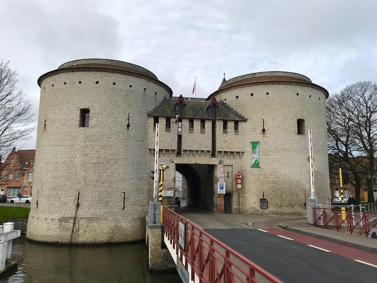 Kruispoort Gate