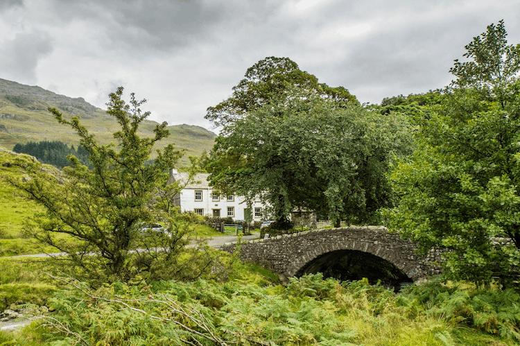 Ulpha Bridge Lake District