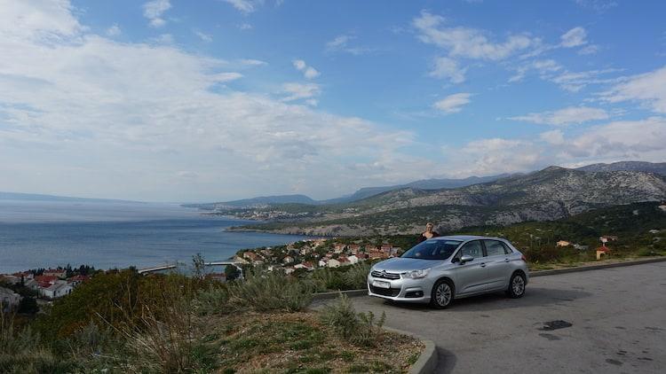 European Road Trip Photo - Croatia