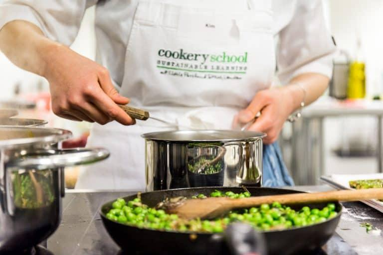 Taking a 1 Month Sabbatical Cookery Course