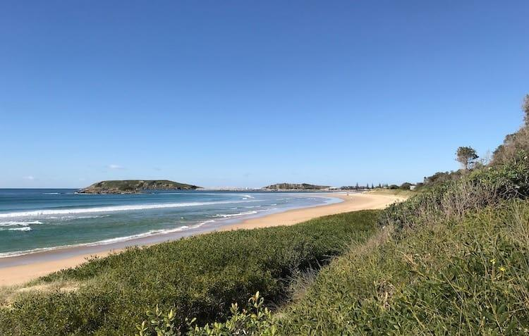 Park Beach Coffs Harbour