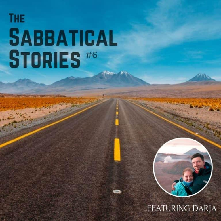 Sabbatical Stories #6 | An Interview with Darja