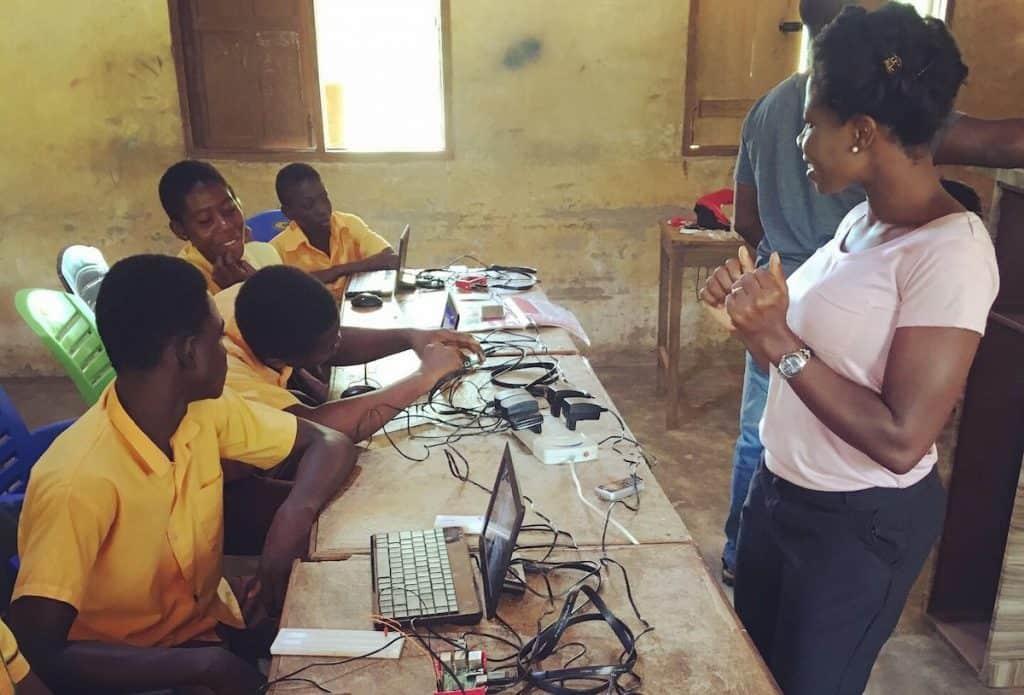 Grow Ghana Digital Sabbatical Africa