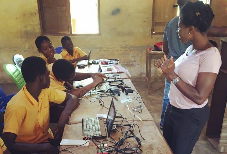 6 Week+ Sabbatical in Ghana: Empower Young Talent in Digital Skills