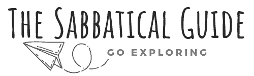 the sabbatical guide logo