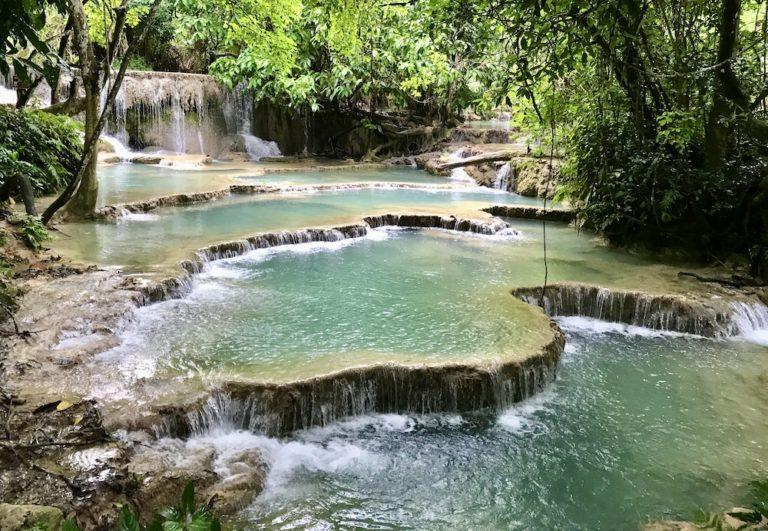 Visiting Kuang Si Falls, Luang Prabang – A Detailed First-Hand Guide