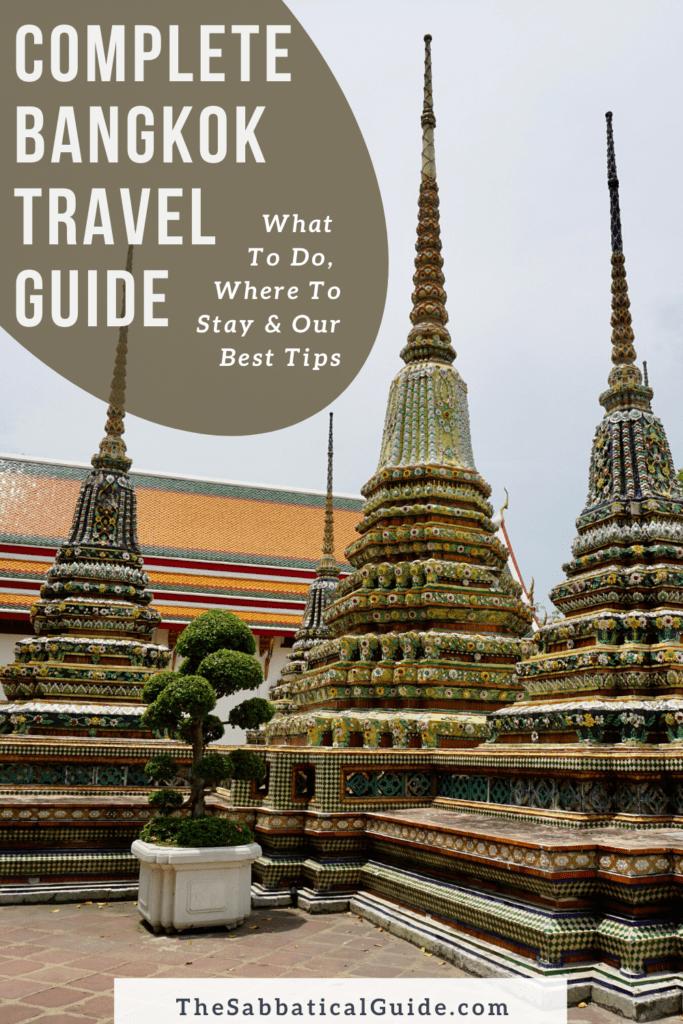 Bangkok travel guide, Bangkok things to do, Bangkok where to stay