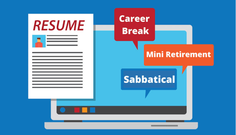 How to Put a Sabbatical or Career Break on Your CV