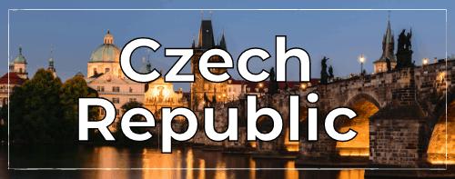 Czech Republic Clickable