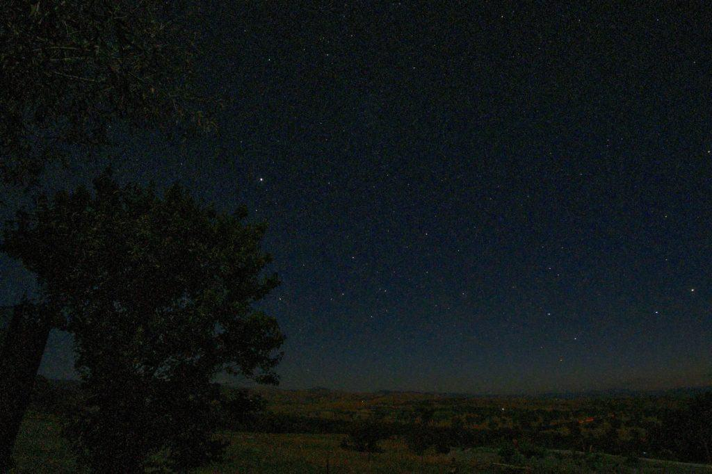 Astrophotography Attempt One