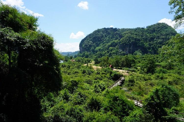 Buddha Cave Thakhek Loop