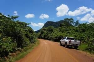 Driving The Thakhek Loop