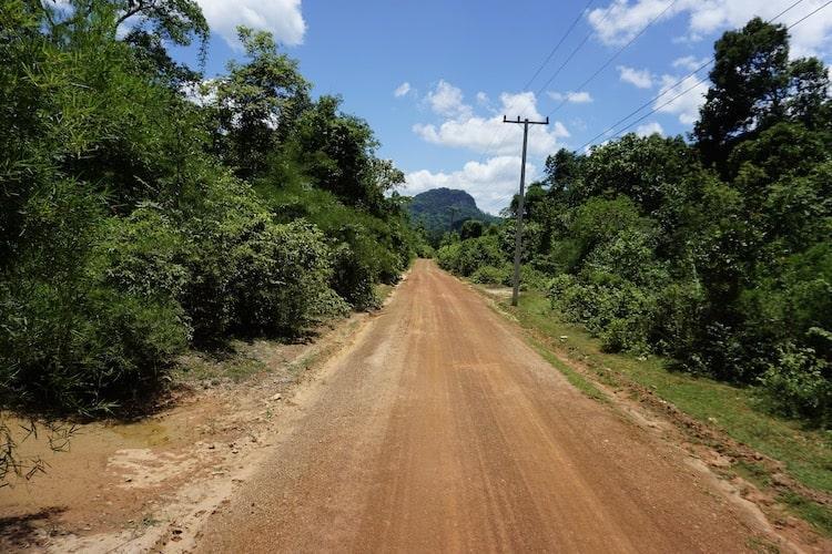 More Red Sand Roads Thakhek Loop
