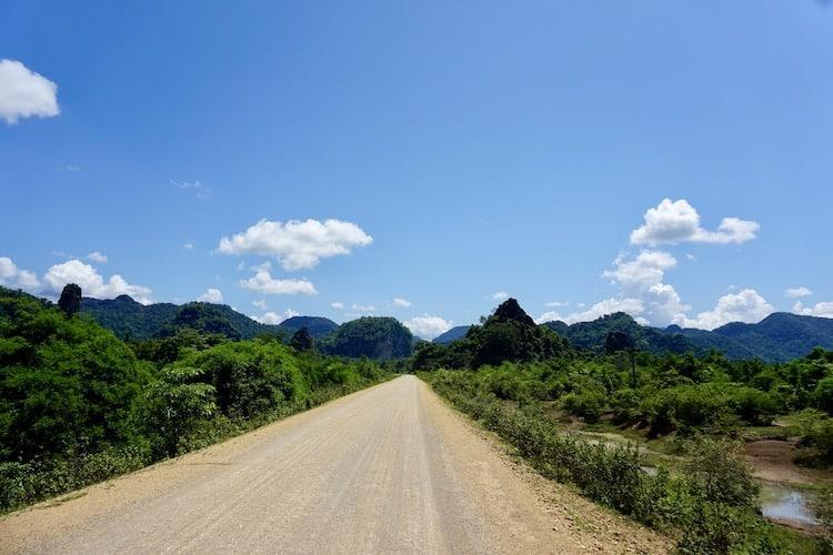 Red Sand Roads Thakhek Loop