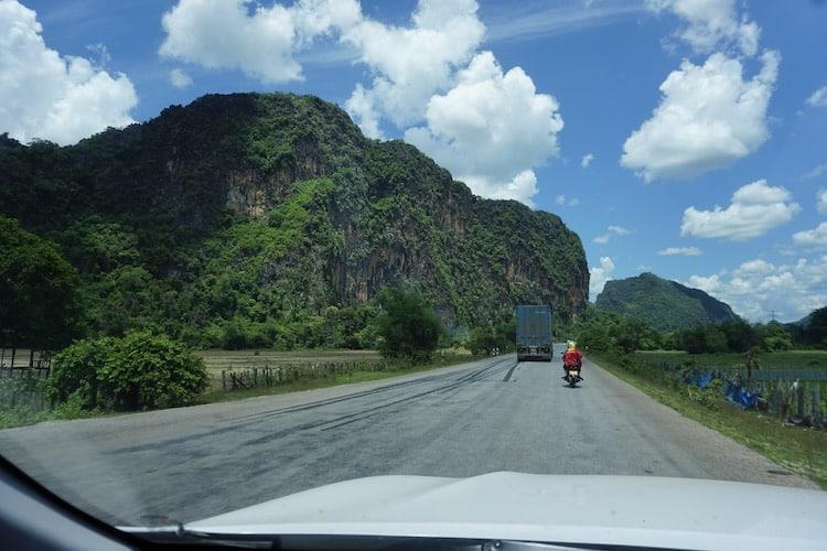 Roads On The Thakhek Loop