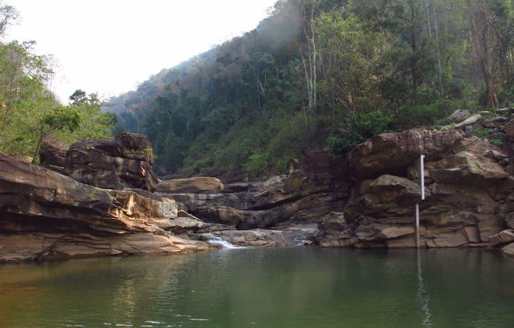 Song Sou Waterfall