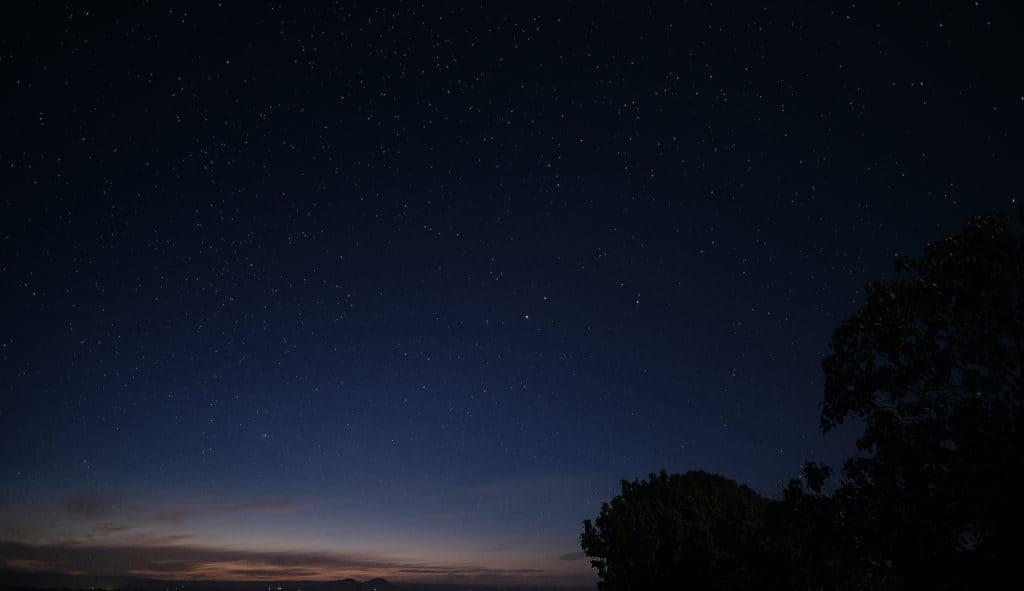 Starry Night Astrophotography