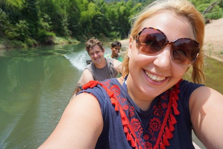 Canoe Trip Kong Lor Cave 1