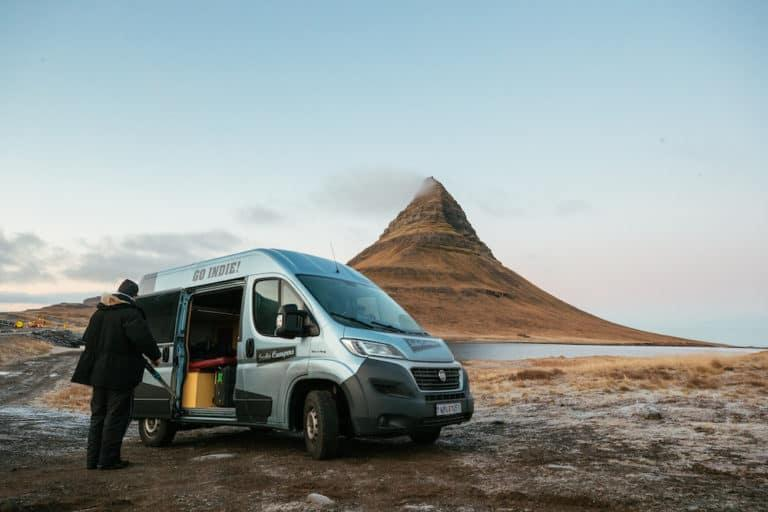 One-Month Iceland Campervan Trip with Indie Campers