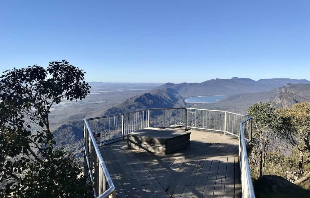 Boroka Lookout Things To Do Grampians
