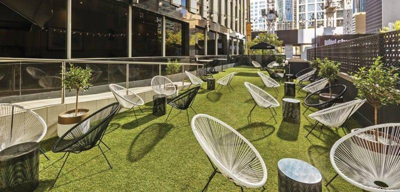Oaks Melbourne Outdoor Space