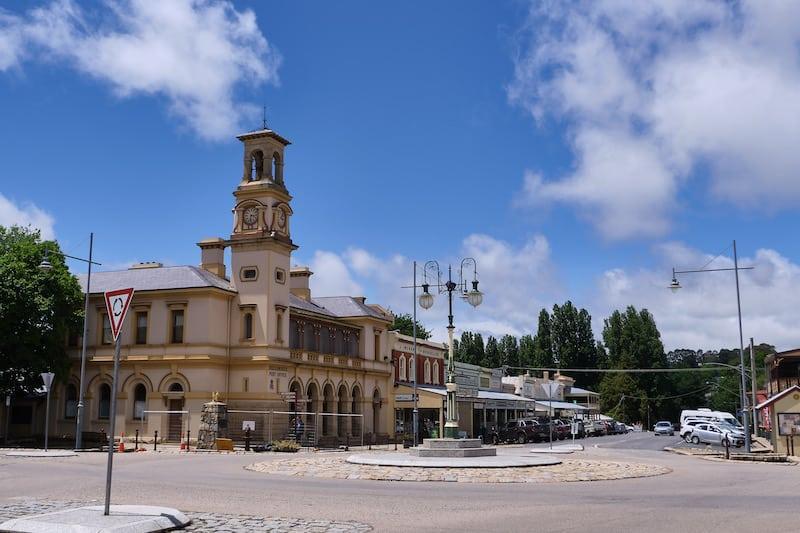 Beechworth In Victoria