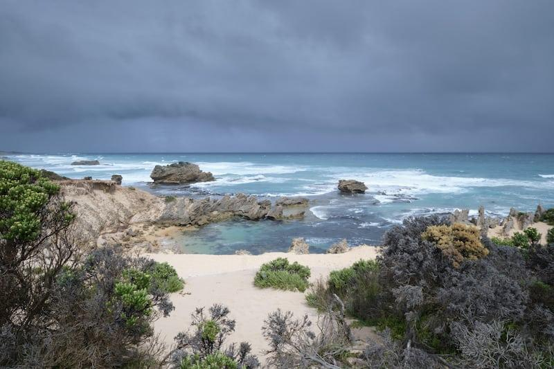the crags port fairy