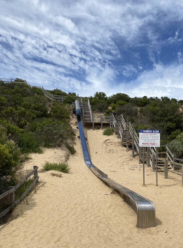 yambuk giant slide