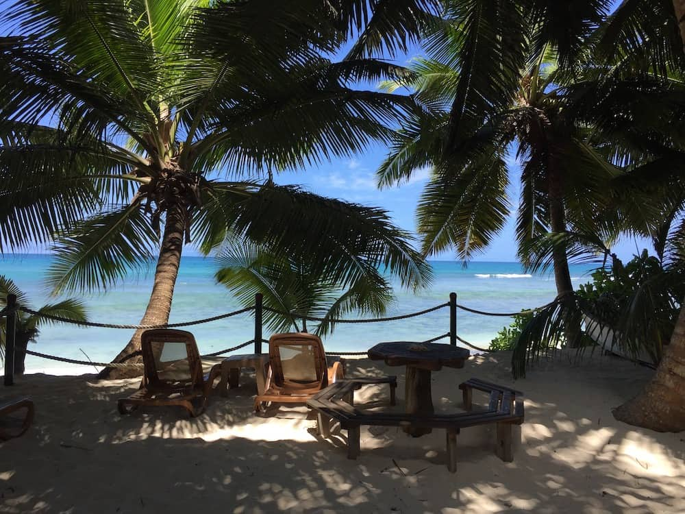 airbnb in seychelles