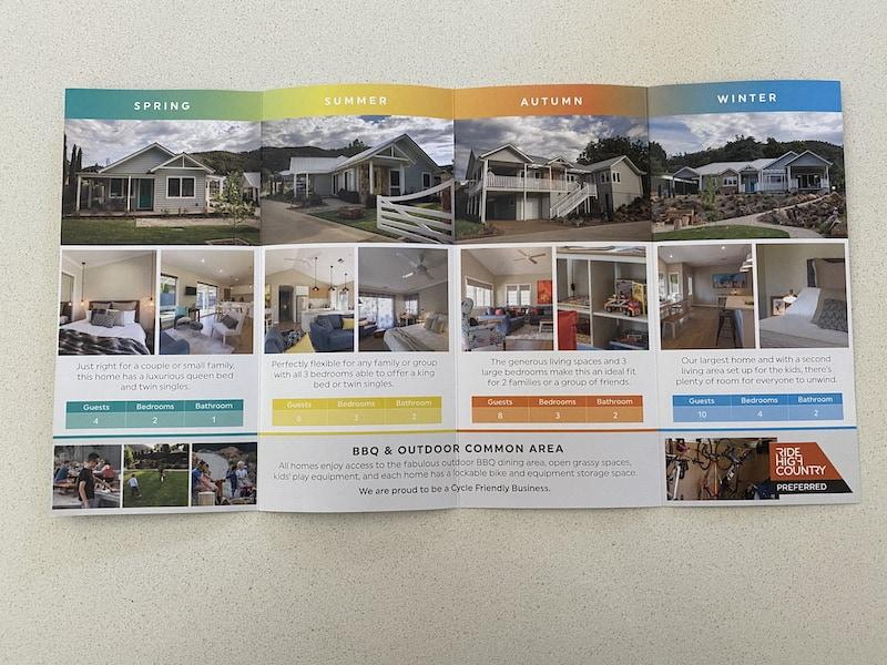 our place bright brochure