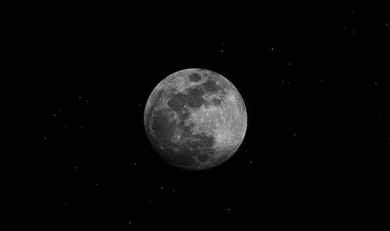 the moon landing australia
