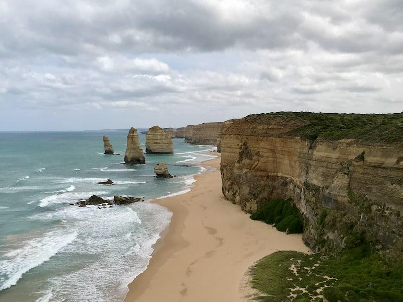 the great ocean road what is australia known for