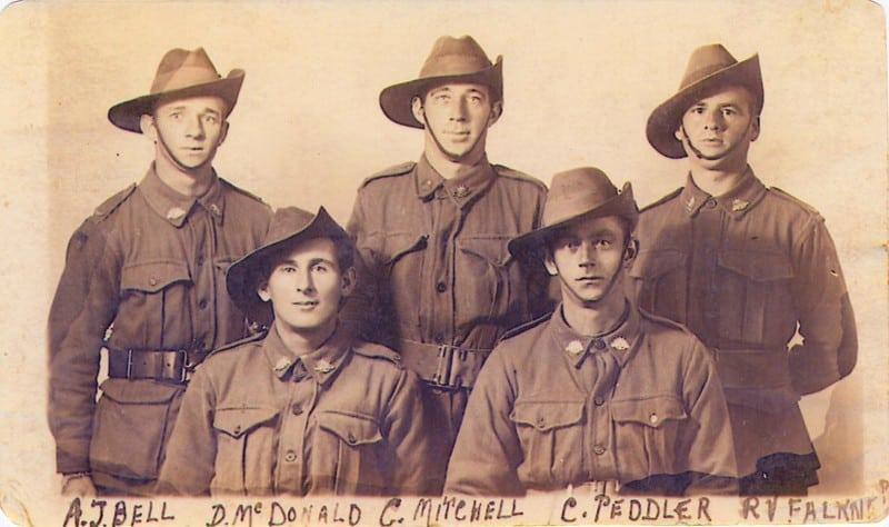 australia diggers